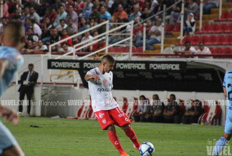 """Jairo González: """"La característica de este Necaxa es el orden"""""""