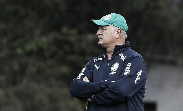 Felipão é demitido do Palmeiras após duas eliminações e sequência ruim pós-Copa América