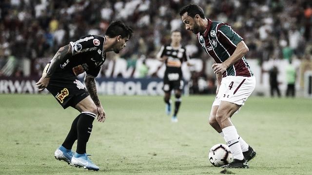 Gol e melhores momentos de Fluminense 1 x 0 Corinthians no Campeonato Brasileiro 2019