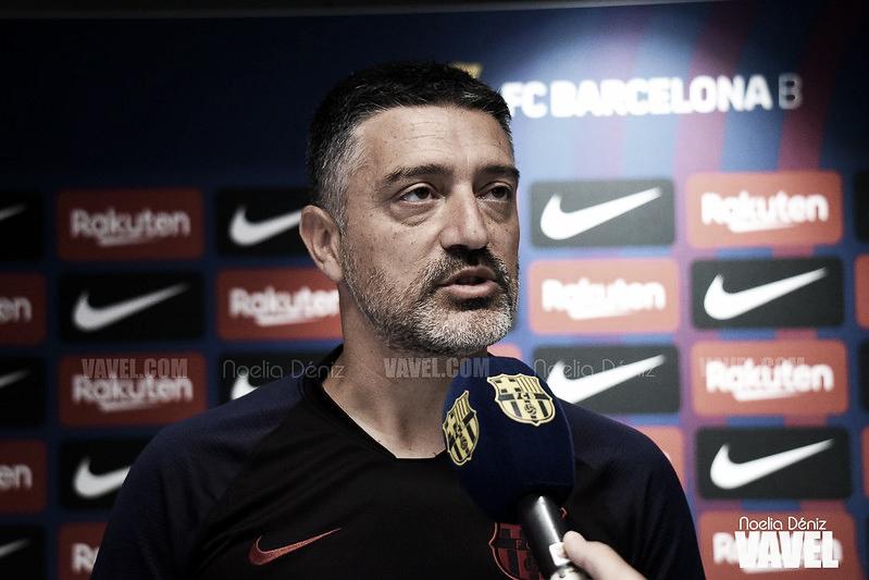 """García Pimienta: """"El Hércules es un club histórico de referencia en España"""""""