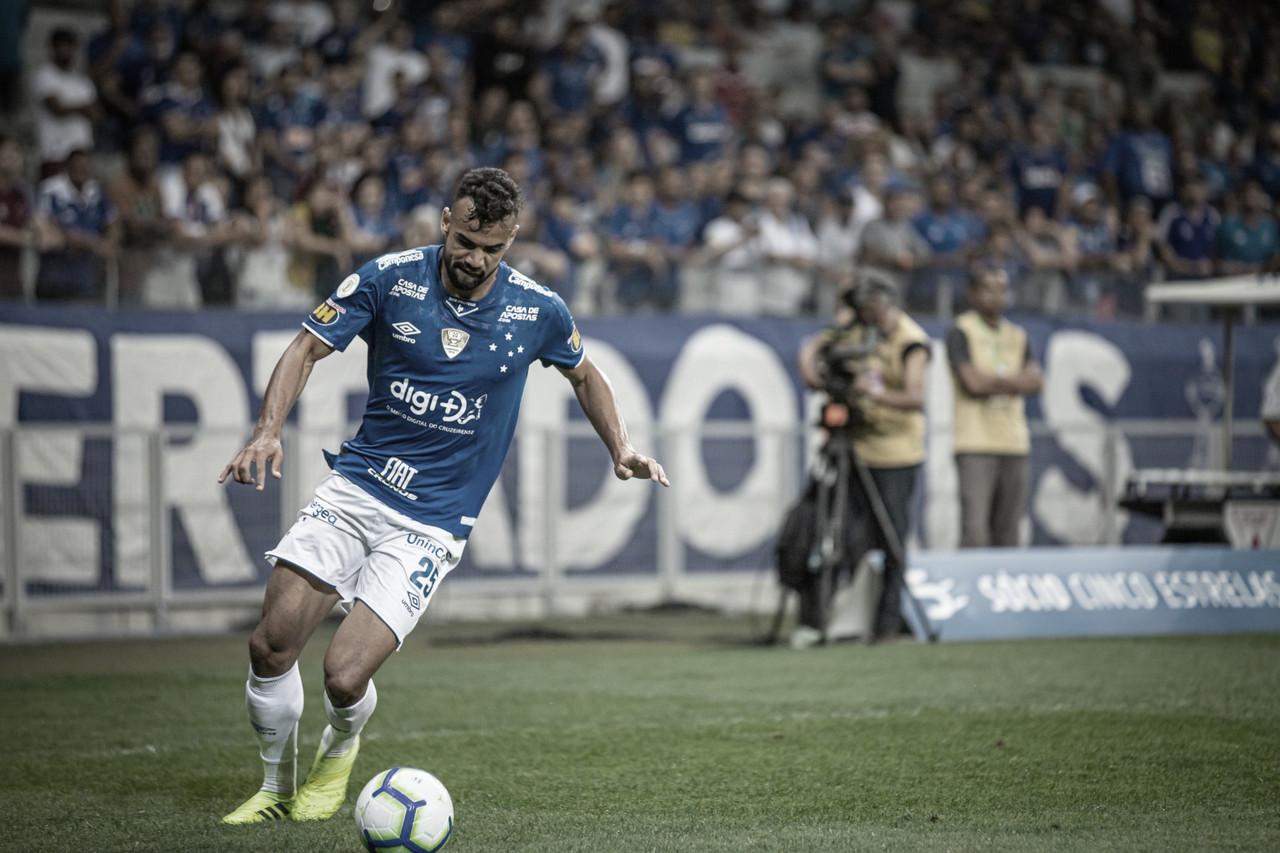 Na zona vermelha, Cruzeiro registra seu pior primeiro turno na história dos pontos corridos