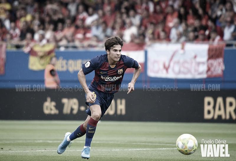 Resumen FC Barcelona -Nàstic (3-1)