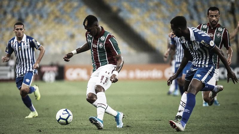 Na Ressacada, Fluminense visita Avaí para se garantir na Série A
