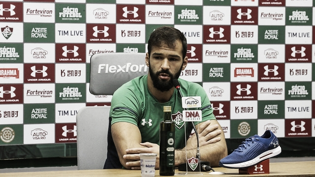 Muriel afirma que Fluminense precisa pensar em um jogo de cada vez para se reerguer