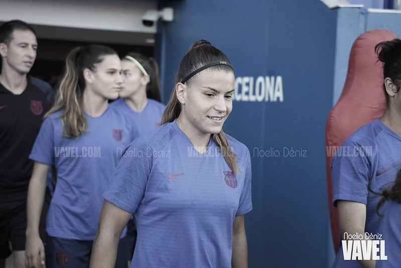 Gemma Font renueva con el Barcelona hasta 2022