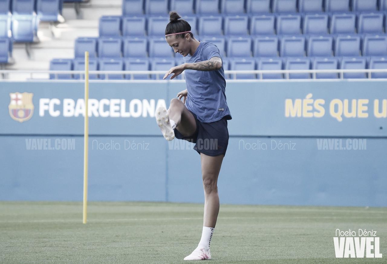 Convocatoria FC Barcelona femenino vs Real Madrid