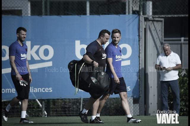 El Barça sigue reforzándose para visitar Ipurúa