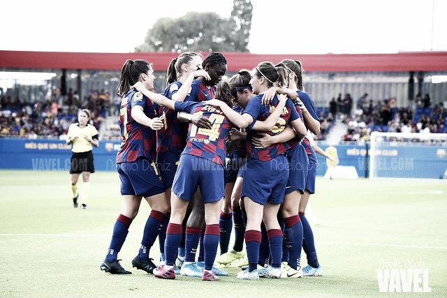 Horario confirmado para el FC Barcelona Femenino vs Atlético de Madrid