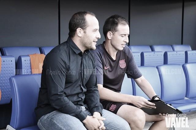 """Lluís Cortés: """"Como entrenador siento impotencia"""""""