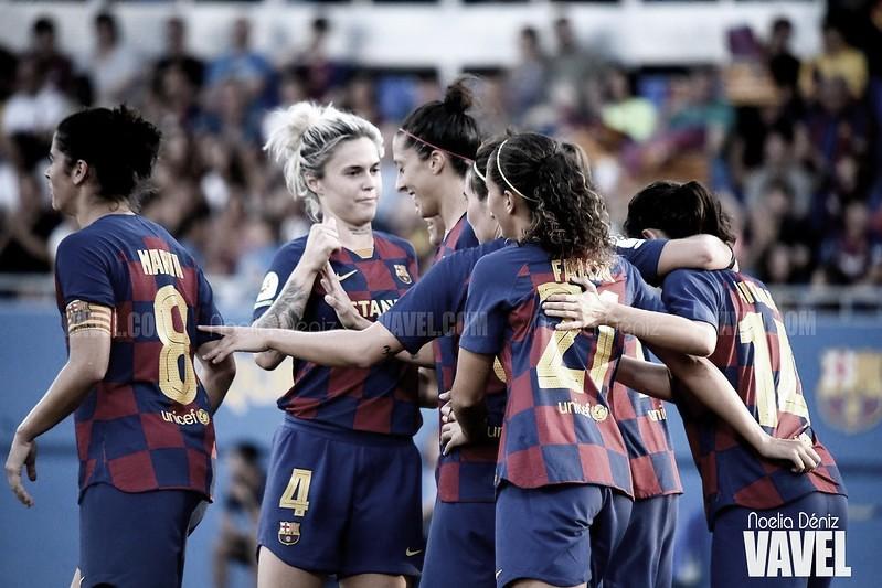 El Barça Femení defenderá el título liguero a partir del 5 de septiembre