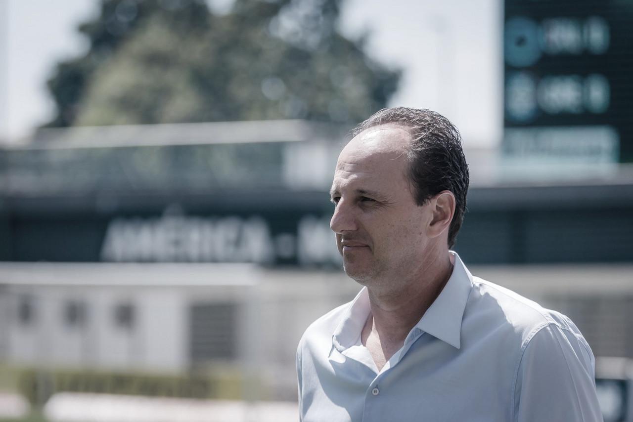 Envergonhado após goleada, Ceni releva fuga do rebaixamento como prioridade do Cruzeiro