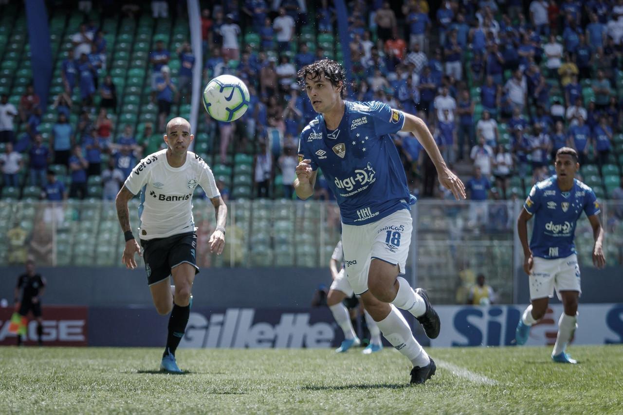 Para tentar sair do Z-4, Cruzeiro vai a Porto Alegre encarar o Grêmio