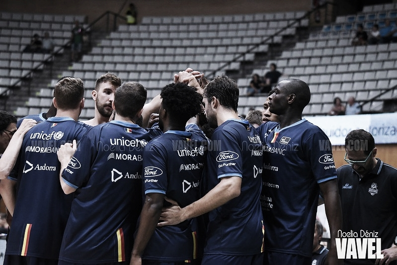 Fase final ACB: Morabanc Andorra