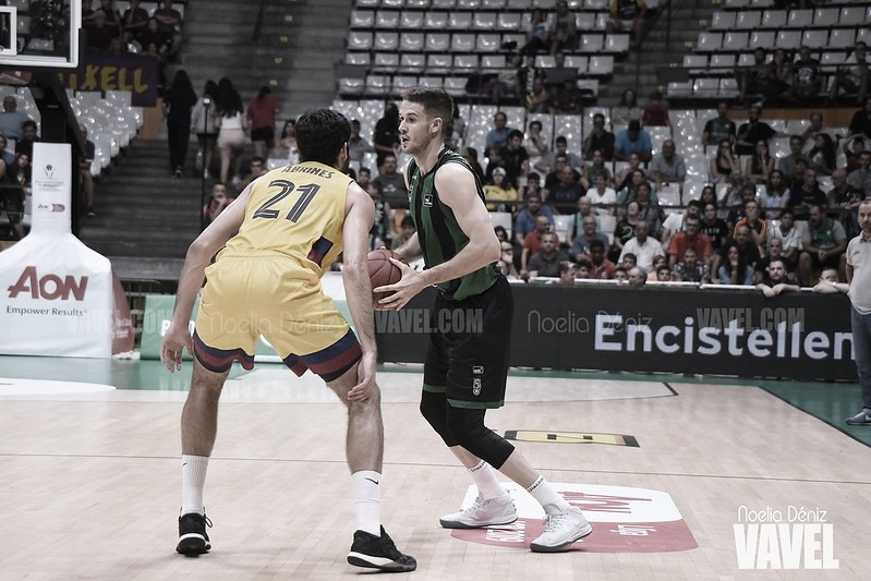 Un Joventut en racha vence al Bilbao Basket