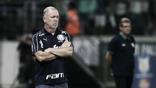 """Mano aprova atuação do Palmeiras e visa crescimento do time: """"Temos que evoluir nessa linha"""""""