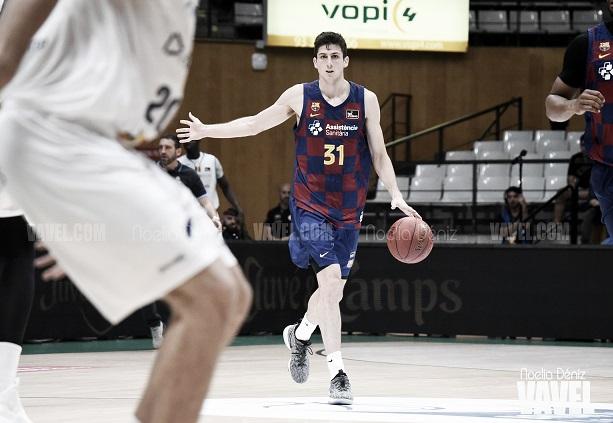 """Bolmaro: """"Nunca me planteé debutar en la ACB con 19 años"""""""
