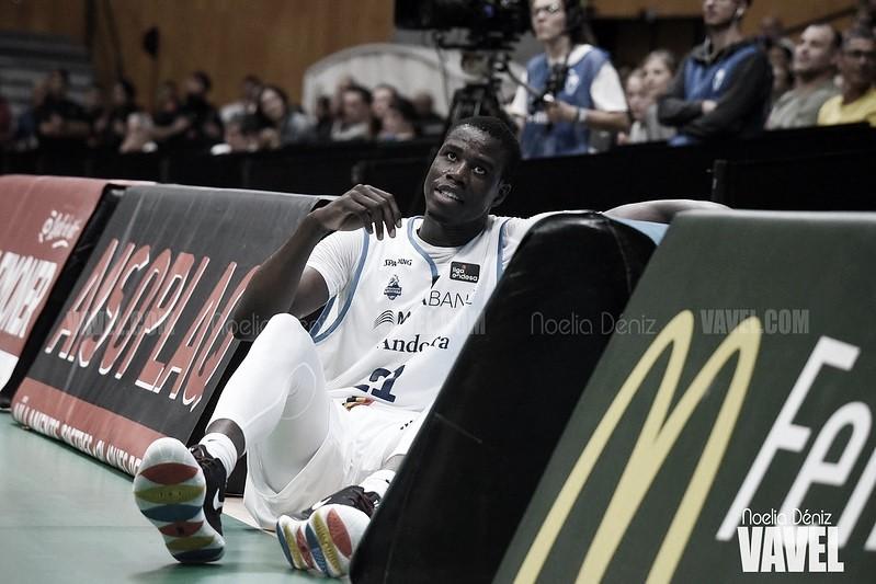Moussa Diagné se perderá la fase final de la ACB