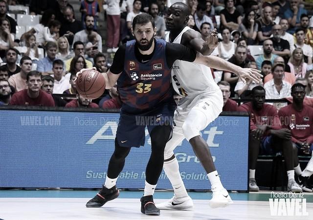El Barcelona visita la pista de Obradoiro en su debut en ACB