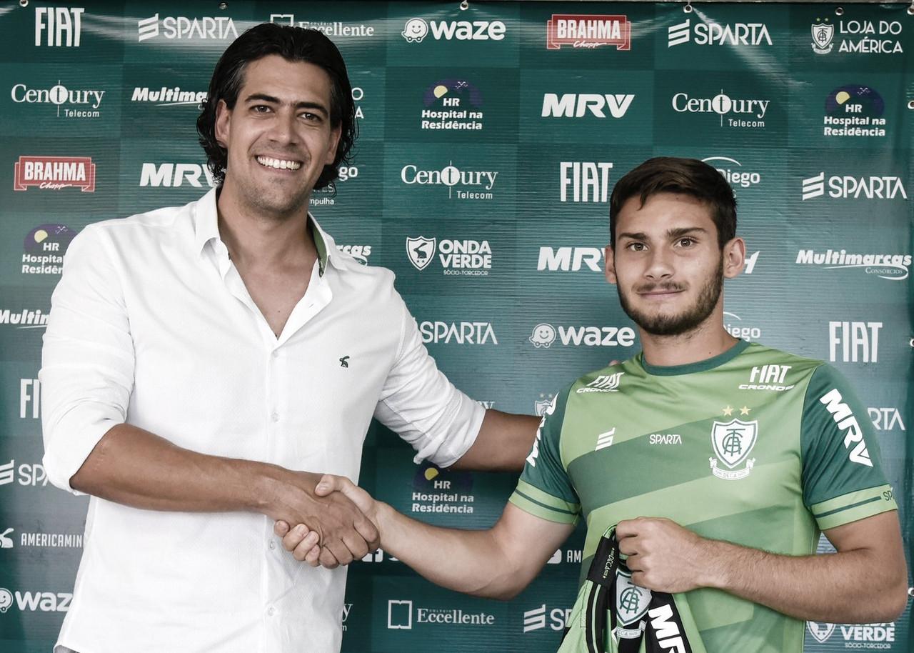 América-MG tentou contratar Dátolo e Montillo no ano passado, diz diretor de futebol