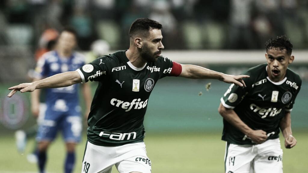 Com gol de Bruno Henrique, Palmeiras vence Cruzeiro e assume vice-liderança do Brasileirão