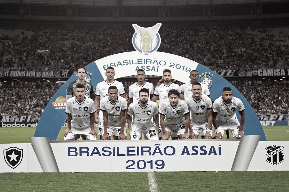 Altos e baixos marcam o primeiro turno do Botafogo no Campeonato Brasileiro