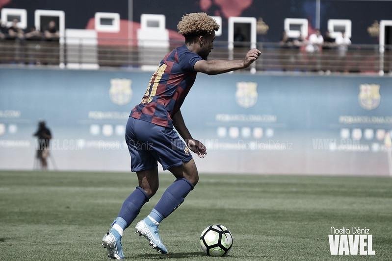 Konrad de la Fuente renueva con el Barça hasta 2022