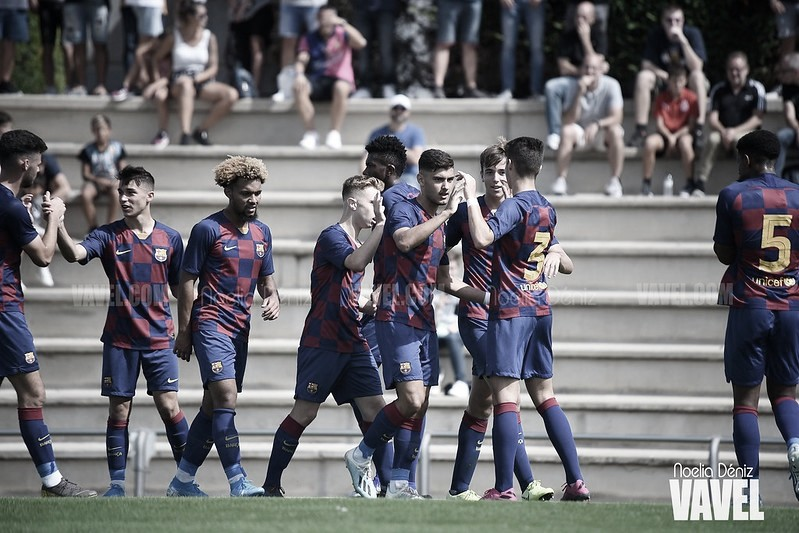 Previa FCB Juvenil A – FC Internazionale Milano: alas al vuelo