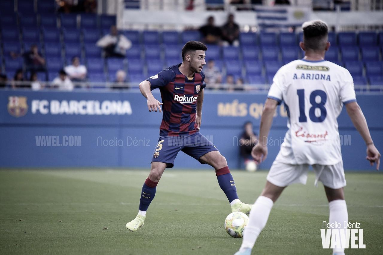 El Barça B ya sabe cuando se enfrentará al Sabadell