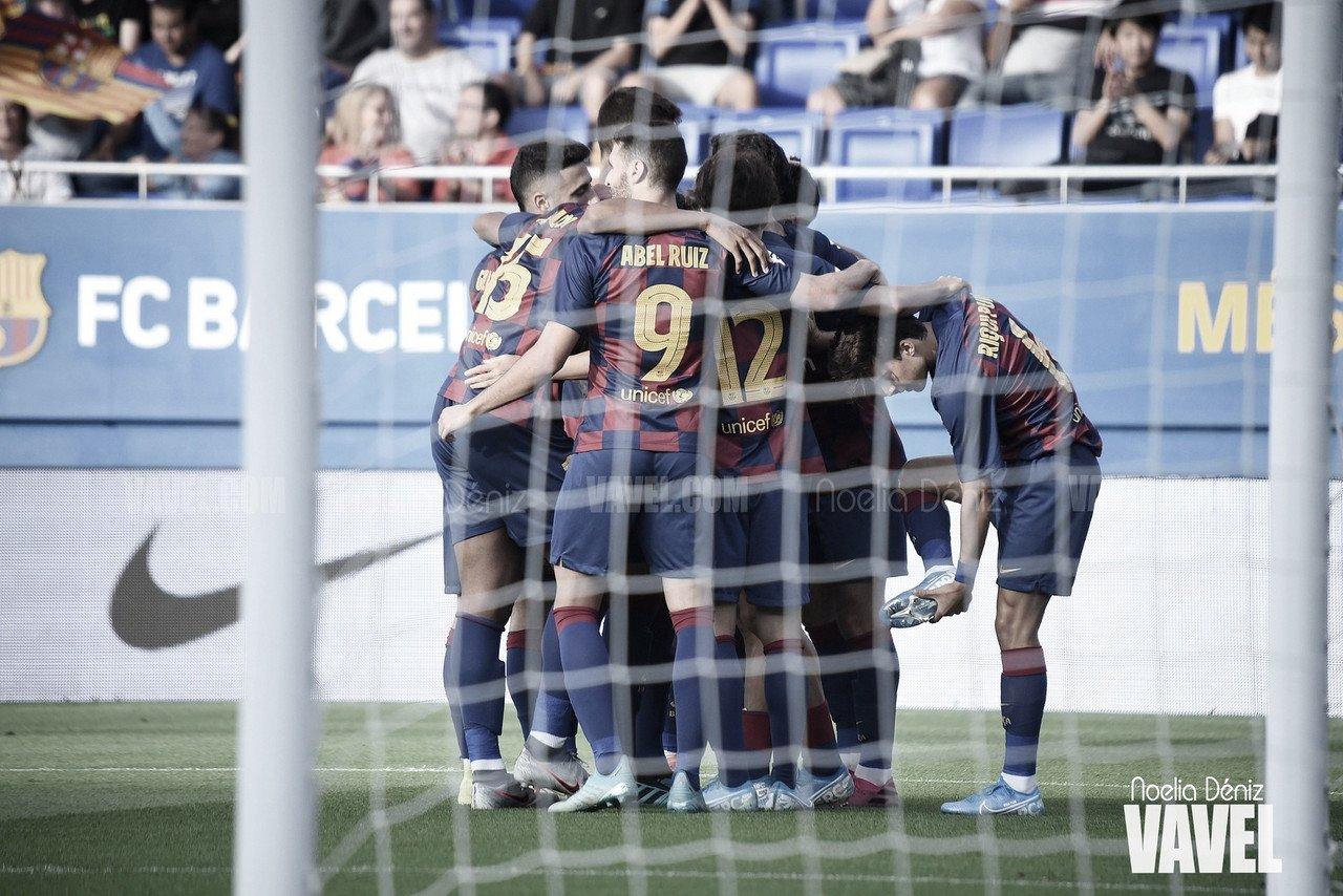 Barça B - At. Levante, el domingo 29 de septiembre a las 18:00