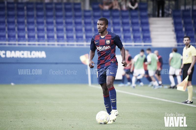 Resumen Olot vs Barça B (1-0)