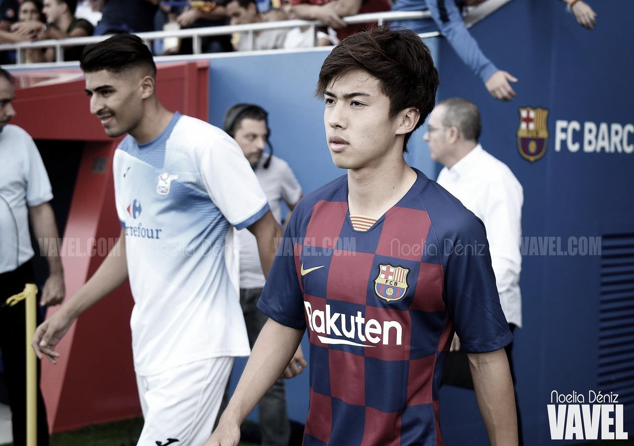 Hércules vs FC Barcelona B en directo online en Segunda B 2019