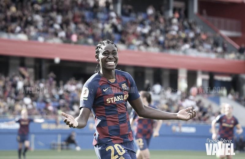El Barça vence en el fortín de Huelva