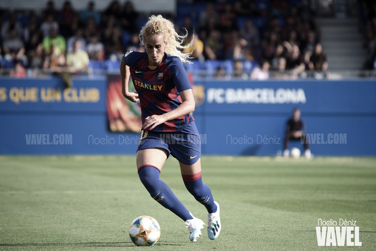 Kheira Hamraoui renueva con el Barça