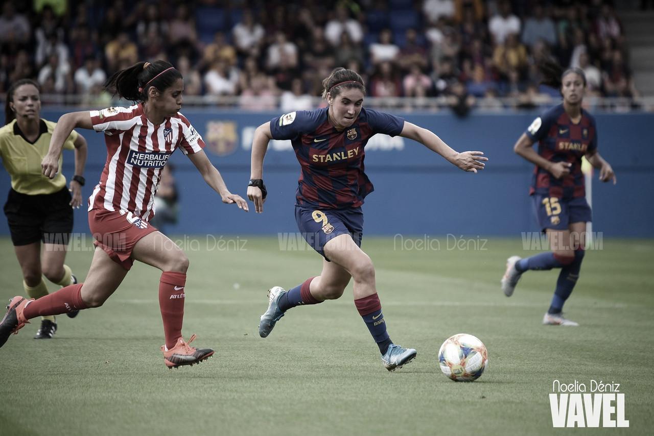 Duelo estrella en la Supercopa de España femenina