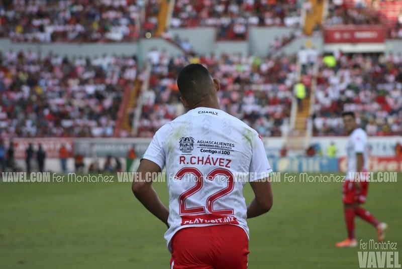 """Ricardo Chávez: """"Cada partido es una final"""""""