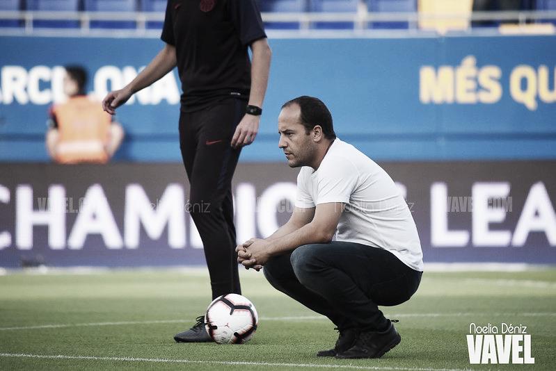 Lluís Cortés, nominado a mejor entrenador catalán de la temporada 2018/19