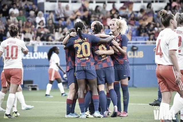 Los posibles rivales del Barça Femenino en la UEFA Women's Champions League