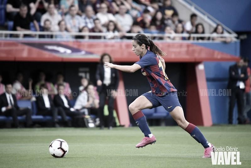 """Aitana Bonmatí: """"Cualquier equipo puede poner las cosas complicadas"""""""