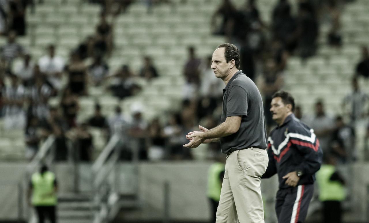 Conflito com atletas e falta de resultados tiram Rogério Ceni do Cruzeiro