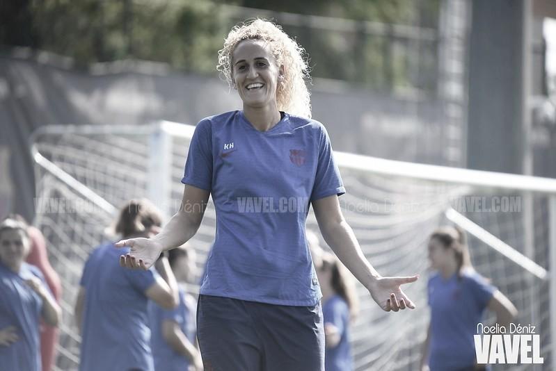 El Barcelona ultima el choque ante el Logroño