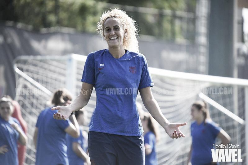 El Femení se prepara para recibir al FC Minsk
