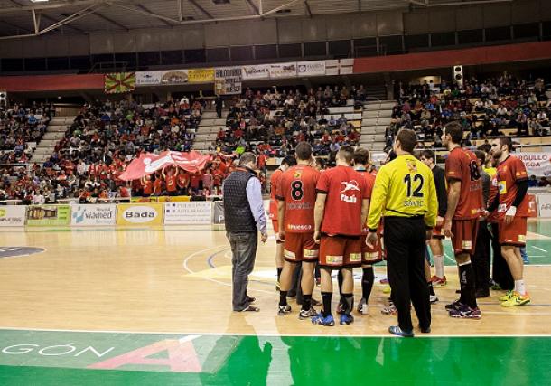 Helvetia Anaitasuna - Bada Huesca: objetivo ganar