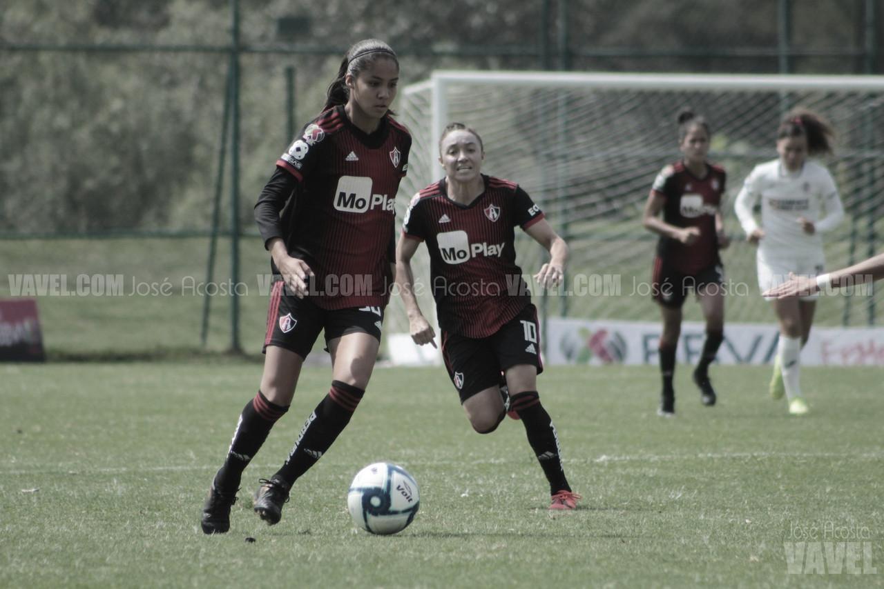 Alison González y Joana Robles convocadas con Selección Mayor