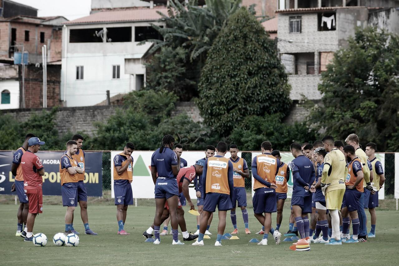 Bahia encara Athletico-PR buscando se firmar no G-6