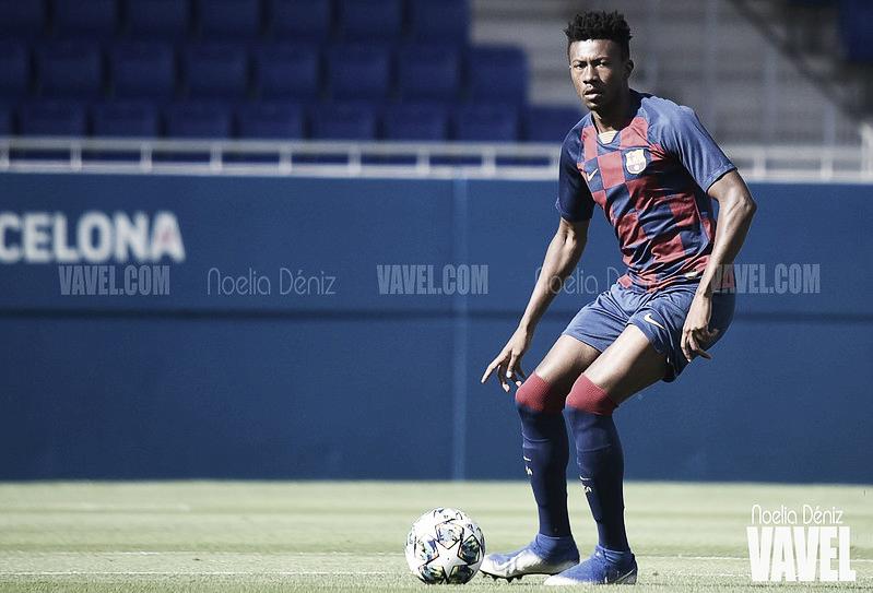 Resumen Barcelona vs Slavia de Praga (2-3)