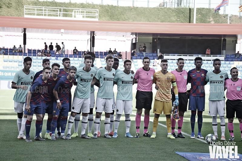 Previa FC Internazionale Milano – FCB Juvenil A: el orgullo en juego