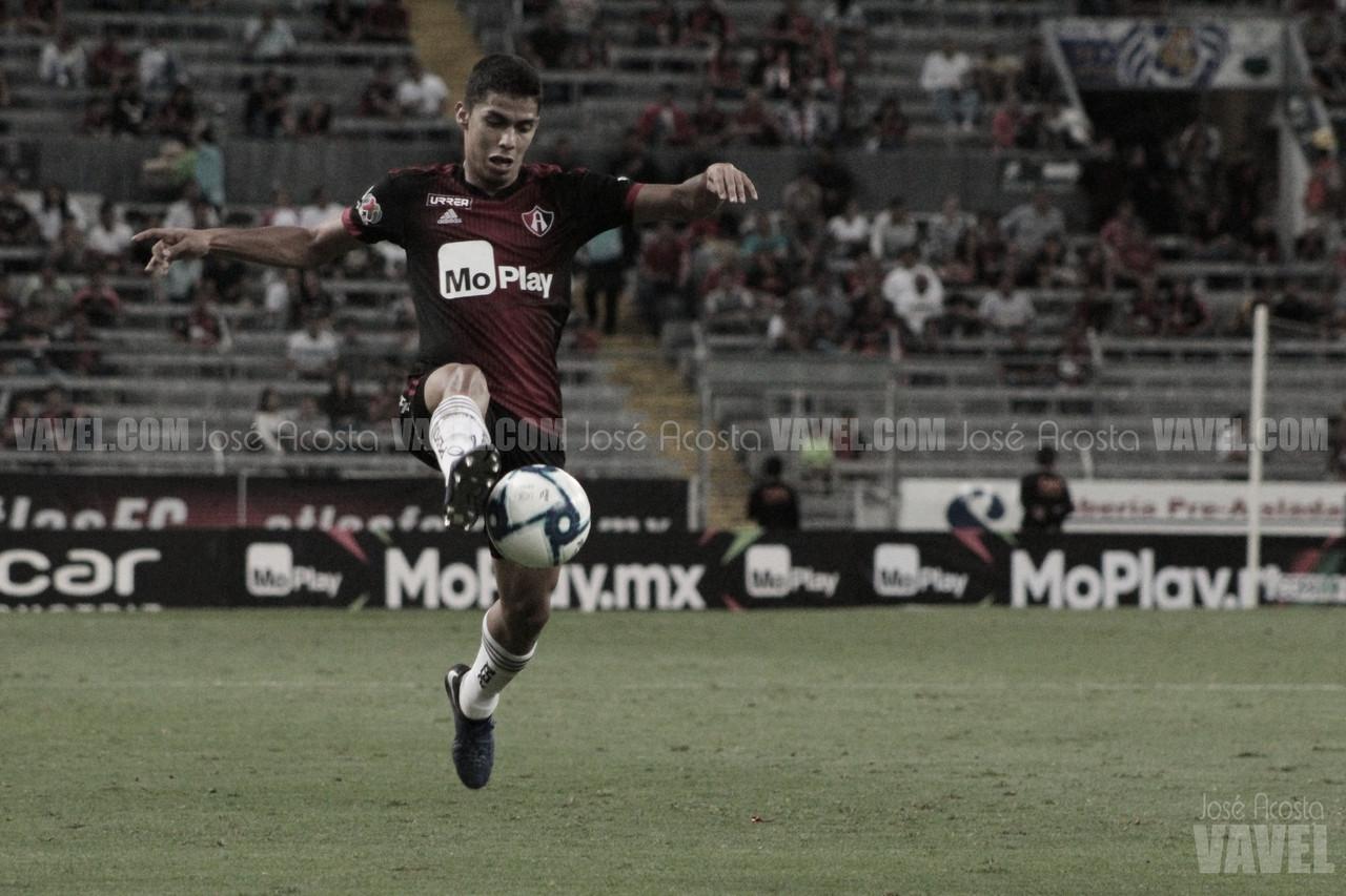 Diego Barbosa niega crisis en Atlas