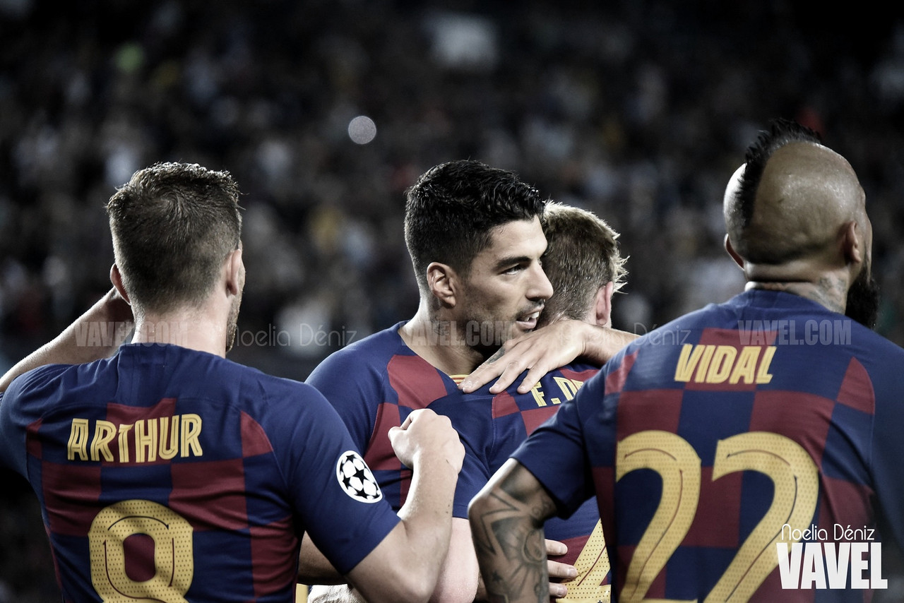 Recital del Barça en Ipurúa y líderes provisionales