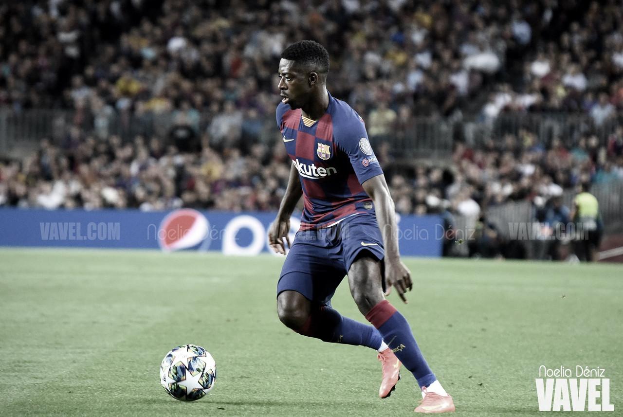 Resumen Cartagena vs Barcelona, partido amistoso 2019 (0-2)