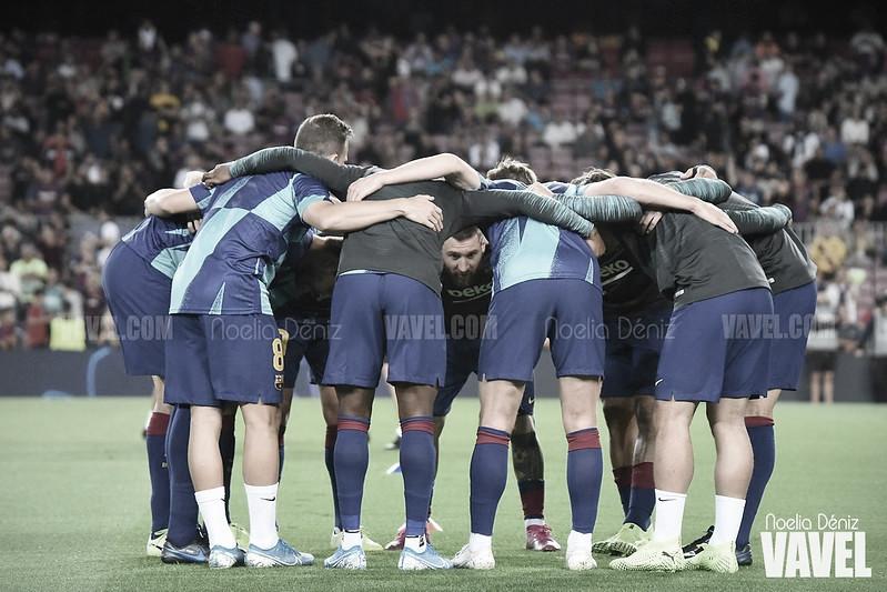 La Liga confirma las fechas de la jornada 32 a la 34